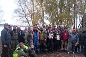 Чемпионат Старого Оскола по спортивной ловле рыбы