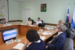 В Старом Осколе прошло совещание на тему реорганизации оказания медицинской помощи в округе
