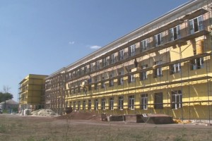Александр Сергиенко рассказал о ремонте школ и детсадов