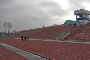Стадион «Труд» дождался капитального ремонта