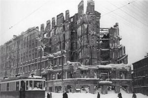 К  70-летию снятия блокады Ленинграда
