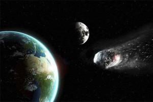 Мимо Старого Оскола пролетел астероид размером с грузовик