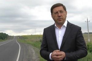 Александр Сергиенко о том, когда в Старом Осколе не останется плохих дорог