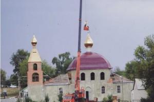 В 2012 году в Старооскольском городском округе отремонтируют и восстановят шесть храмов