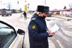 На дорогах области продолжается проведение оперативно-профилактического мероприятия «Должник»