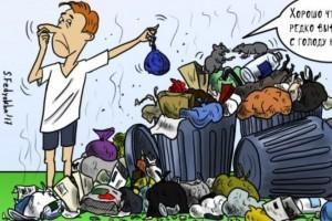 Контейнеры на помойку, а мусор – в мешки: о проблемах мусорной реформы в регионе