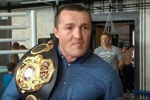 Староосколец Денис Лебедев принял вызов бразильского боксера Фабио Мальдонадо
