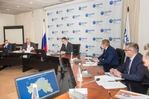 В Белгородэнерго прошел круглый стол по ТЭК под председательством
