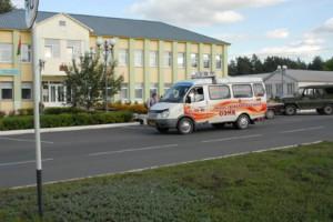 Мобильная общественная приёмная ОЭМК в Незнамово