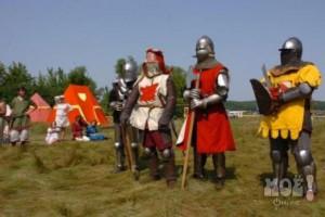 Под Белгородом прошли рыцарские сражения