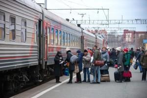Дополнительные поезда свяжут Старый Оскол и Москву во время новогодних праздников