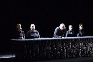 Спектакль «Камень» показали в Старом Осколе и Губкине