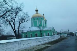 Визит в Старый Оскол Епископа Сербской Православной Церкви Пахомия (Гачича).