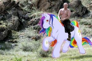 Путин и геи