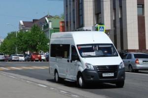 Временно внесены изменения в схемы движения маршрутов общественного транспорта