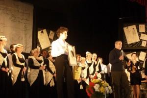 Пушкина без налёта глянцевости представил в Пскове Старооскольский театр