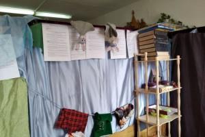 Читатели старооскольской библиотеки № 12 просят Министерство культуры не закрывать её