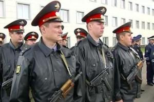В России впервые празднуют День полиции