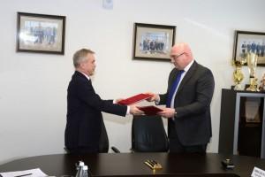 Металлоинвест подписал Программу социального партнерства на 2018 год с Белгородской областью