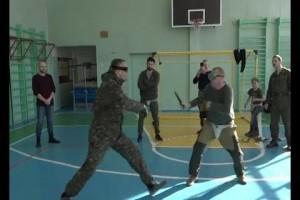 Первенство по ножевому бою и фехтованию на спортивной сабле прошло в Старом Осколе