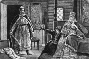 Насиловал ли князь Владимир Рогнеду