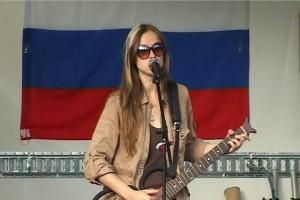 """На Белгородчине прошел фестиваль """"Оскольская лира"""""""
