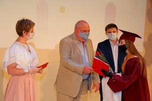Металлурги поздравили выпускников СТИ НИТУ «МИСиС»