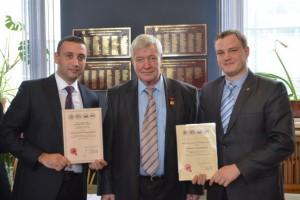 Победители первого тура Всероссийского конкурса «Инженер года – 2012»