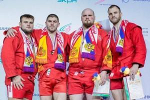 Старооскольские спортсмены успешно выступили на Чемпионате России по самбо