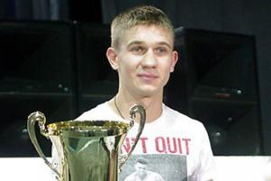 В Старом Осколе чествовали чемпиона мира по боксу