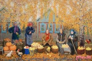 Яблочный спас: все о празднике
