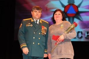 Сотрудники Старооскольского почтамта награждены медалями «За спасение погибающих на водах»