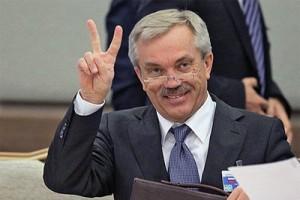 Евгений Савченко назначен временно исполняющим обязанности губернатора Белгородской области