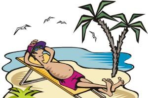 «В отпуск»