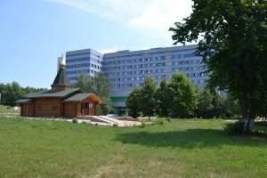 На время ремонта больницы Святителя Луки Крымского некоторые отделения будут переведены