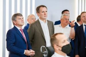 Вячеслав Гладков и Игорь Маковский ообсудили перспективы сотрудничества