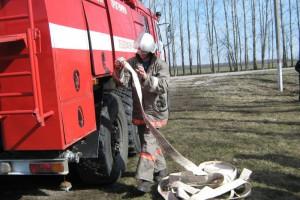 Возгорание на подстанции Белгородэнерго ликвидировано за 25 минут