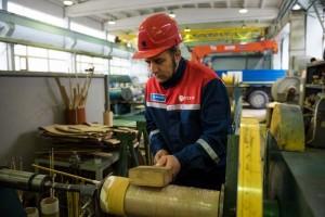 Цех по производству металлоконструкций Белгородэнерго нарастил производственные мощности