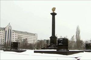 75-я годовщина освобождения Старого Оскола от немецко-фашистских захватчиков