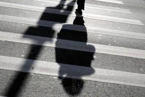 В ДТП с участием старооскольского полицейского в  погиб человек