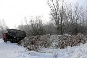 За сброс мусора в неустановленном месте – административная ответственность