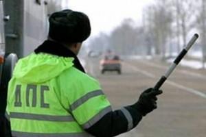В Старом Осколе инспекторы ДПС задержали водителя,