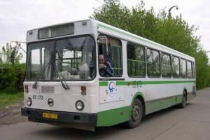 Автобусы на кладбище