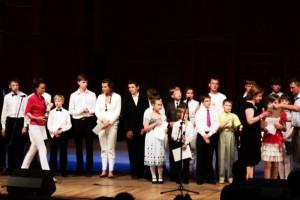 VII Международный детский фестиваль славянской музыки «Гармония»