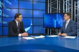 Александр Сергиенко рассказал о том, как изменится Старый Оскол в ближайшие три года