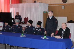 В Старооскольском округе создано новое казачье общество