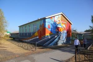 Незнамовская школа превратилась в арт-объект