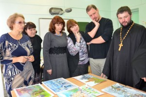 Православная культура через призму детского творчества
