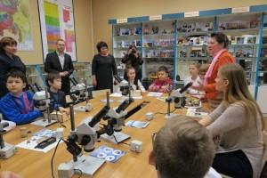 Бесплатные занятия для юных геологов