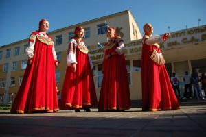 Всероссийский фестиваль народности и исторических реконструкций «Маланья»